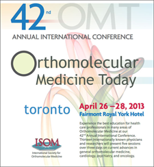 Orthomolecular Medicine Today